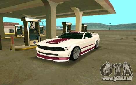 GTA V Vapid Dominator für GTA San Andreas
