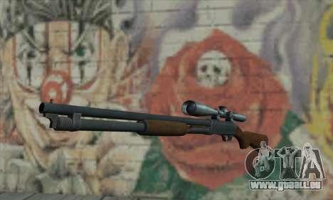 Shotgun Model 12 für GTA San Andreas