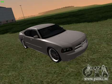 Dodge Charger RT 2008 für GTA San Andreas