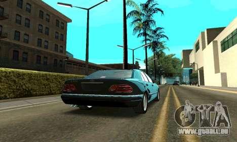 ENBseries pour PC faible pour GTA San Andreas troisième écran