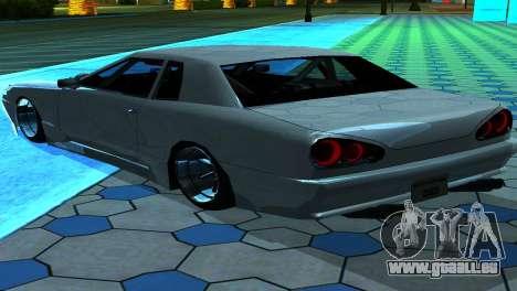 Elegy 280sx v2.0 für GTA San Andreas Innenansicht