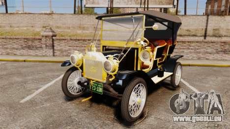 Ford Model T 1910 für GTA 4