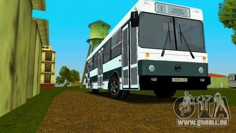LIAZ-5256 pour le moteur GTA Vice City