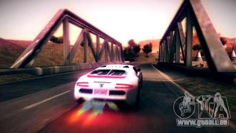 Adder von GTA V für GTA San Andreas linke Ansicht
