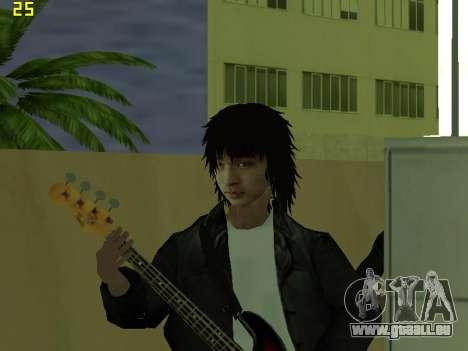 Le concert Film pour GTA San Andreas huitième écran