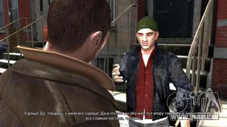Crack für GTA 4 Dampf für GTA 4 achten Screenshot