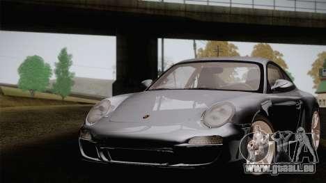 Porsche 911 Carrera pour GTA San Andreas roue