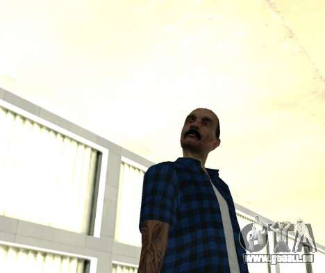 HMOST HD pour GTA San Andreas