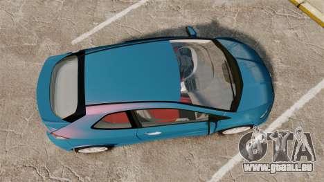 Honda Civic Type R 2007 pour GTA 4 est un droit
