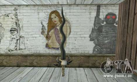 Soul Reaver Sword für GTA San Andreas