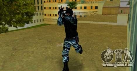 OMON Fighter pour GTA Vice City