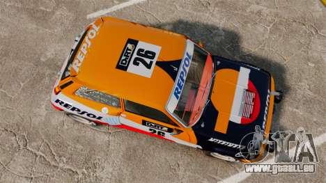 Renault 5 Maxi Turbo pour GTA 4 est un droit