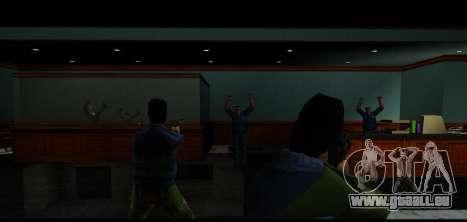 Reskin des voleurs pour GTA Vice City cinquième écran
