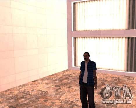 HMOST HD pour GTA San Andreas