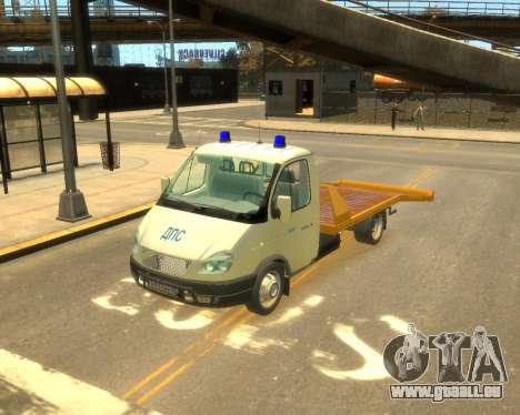 Gazelle Évacuateur de DPS pour GTA 4