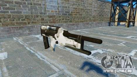 Maschinenpistole Filine v2. 0 für GTA 4