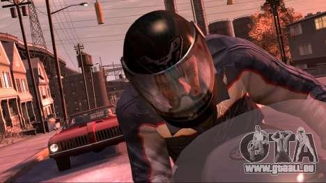 Les écrans de démarrage de GTA IV pour GTA 4 secondes d'écran