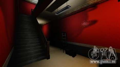 Appartement rénové dans l'Alderney city pour GTA 4 secondes d'écran