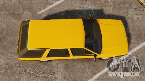 Renault 21 Nevada GTD für GTA 4 rechte Ansicht