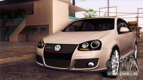 Volkswagen Bora GLI für GTA San Andreas