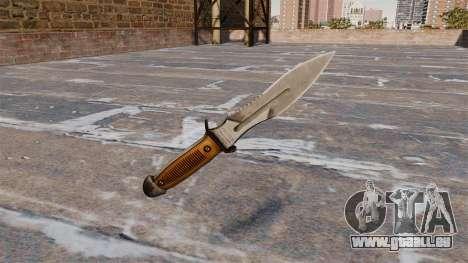 Messer von Crysis 2 für GTA 4