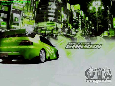 Loading Screens NFS für GTA San Andreas dritten Screenshot