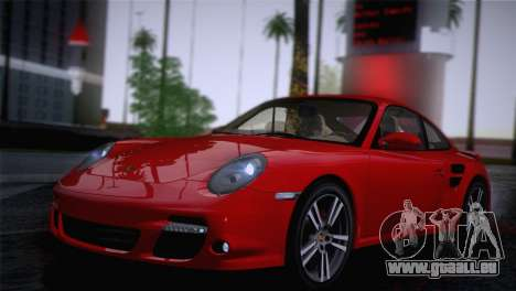 Porsche 911 Turbo Bi-Color pour GTA San Andreas