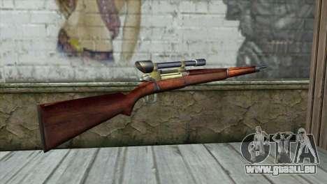 Springfield Sniper pour GTA San Andreas deuxième écran