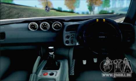 Honda S2000 Daily pour GTA San Andreas moteur