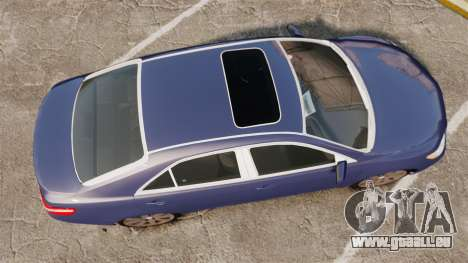 Toyota Camry pour GTA 4 est un droit