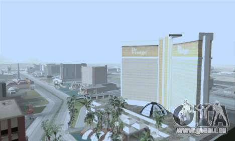 ENB CUDA 2014 for Low PC pour GTA San Andreas cinquième écran