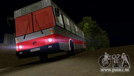 LIAZ-5256 pour GTA Vice City Salon