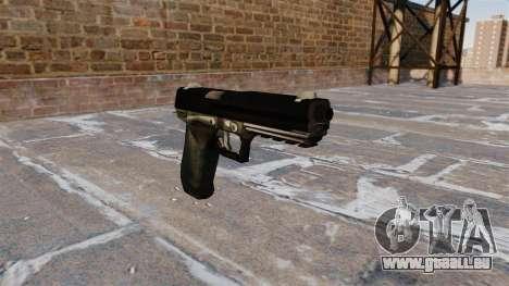 Bauer 1980 SOCOM Pistole für GTA 4