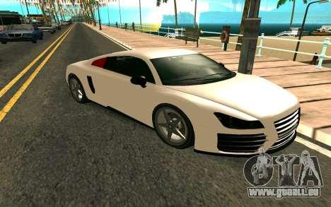 GTA V Obey 9F Version 2 FIXED für GTA San Andreas