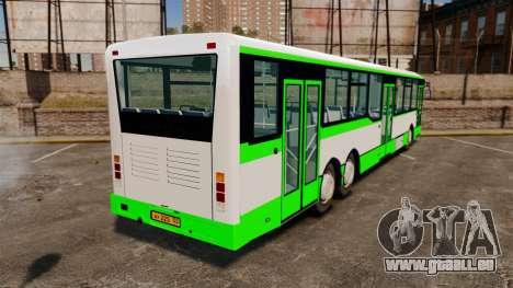 VOLZHANIN-6270.10 pour GTA 4 Vue arrière de la gauche