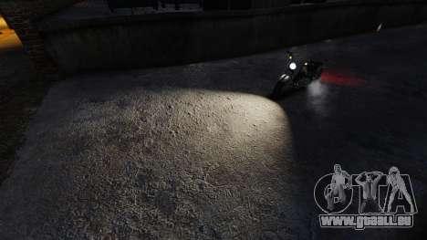 Extrem weißes Licht für GTA 4 Sekunden Bildschirm