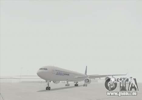 Airbus A340-600 für GTA San Andreas