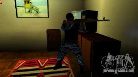 OMON Fighter GTA Vice City pour la troisième écran