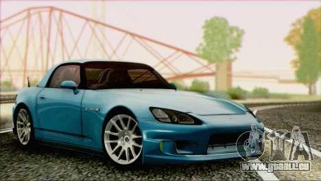 Honda S2000 Daily pour GTA San Andreas