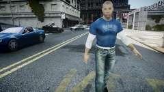 Vin Diesel Wheelman