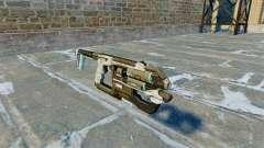 Submachine gun v K v 2.0