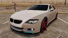 BMW M6 Vossen