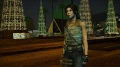 Tomb Raider Lara Croft Guerilla Outfit