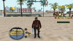 Hud By Fawkes pour GTA San Andreas