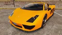 GTA V Pagassi Vacca für GTA 4