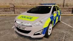 Hyundai i40 2013 Metropolitan Police [ELS]