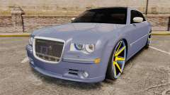Chrysler 300C SRT8 pour GTA 4