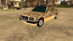 Mercedes-Benz 190E Army
