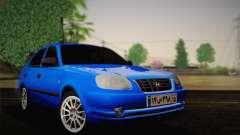 Hyundai Accent Admire 2004