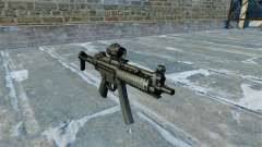 Mitraillette MP5 RIS Nom900a